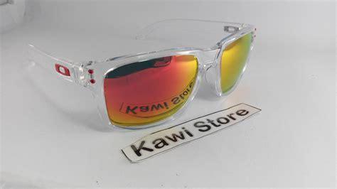 Kacamata Oakley Holbrook Polarized jual oakley holbrook clearl transparent lens
