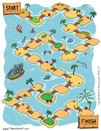 board game template islands tim s printables