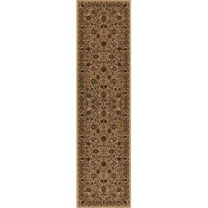 Concord global trading persian classics mahal ivory 2 ft x 7 ft 7 in runner 21022 the home
