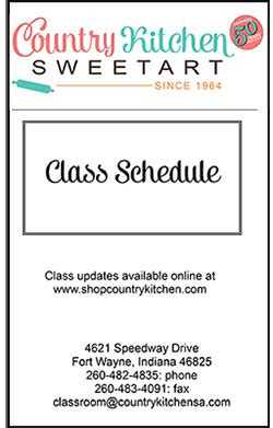 Country Kitchen Sweetart by Country Kitchen Sweetart Cake Decorating And