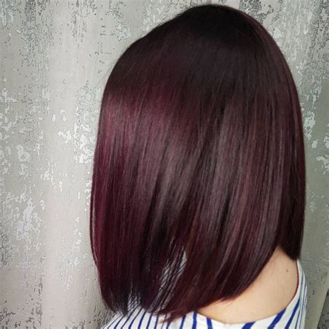 wine hair color best 25 wine colored hair ideas on wine