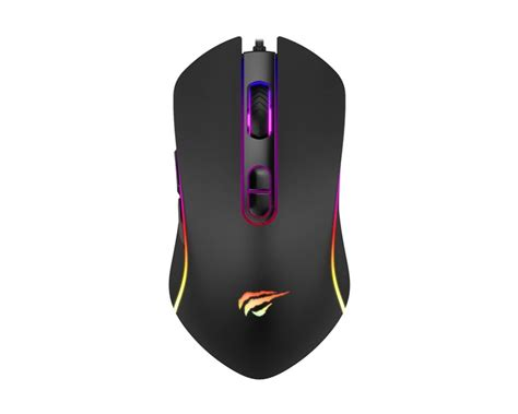 Havit Mouse Ms 249 gaming og esport butikken maxgaming no
