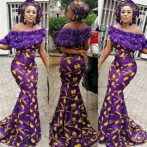 download lastest ankara styles pixture ladies checkout these latest ankara long gown styles