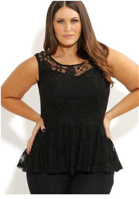 imagenes blusas negras vestidos para gorditas 187 blusas negras para gorditas 5