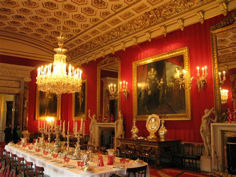 file chatsworth house dining room jpg