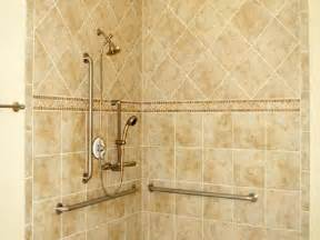 simple bathroom tile designs simple bathroom shower tile ideas