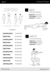 30 day workout plan for at home no equipment 30 day workout program workout programs workout and programming