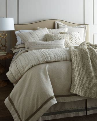 Ross Bedding by Dransfield Ross House Quot Block Island Quot Bed Linens Traditional Bedroom By Horchow