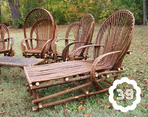 trees made out of wood best 25 twig furniture ideas on