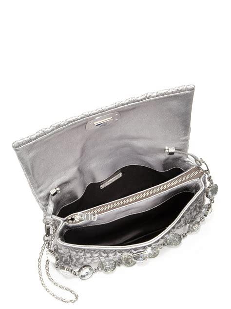 Miu Miu Small Shoulder Bag by Miu Miu Small Metallic Leather Matelass 201 Shoulder