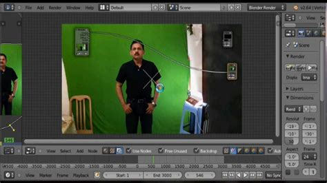 videopad tutorial green screen blender 2 64 green screen tutorial free and perfect green