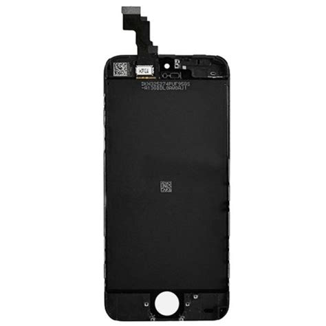 black screen on iphone 5c iphone 5c lcd digitizer touch screen black