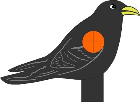 printable crow targets animal shooting targets to print www imgkid com the