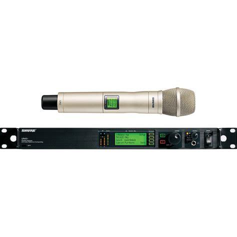 Microphone Werles Shure Ugx9 1 shure uhf r professional diversity wireless ur24s ksm9 sl l3
