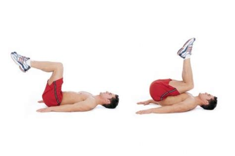 crunch exercises for building a six pack coach
