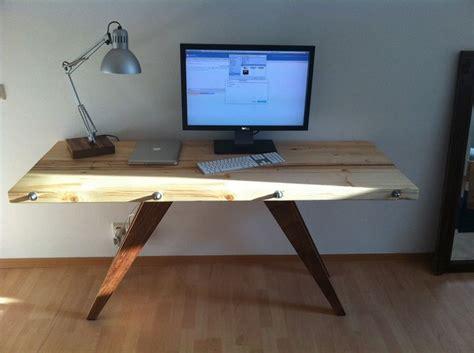 Diy Computer Desk Designs Diy Computer Desk Use Wood And Plywood Ideas Atzine