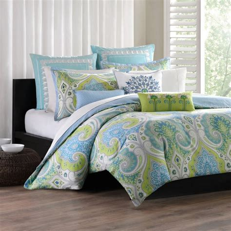 echo linens bedding echo design sardina comforter bed bath beyond for