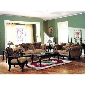 floral chenille stylish living room sofa loveseat set 3pcs bordeaux floral chenille fabric sofa loveseat