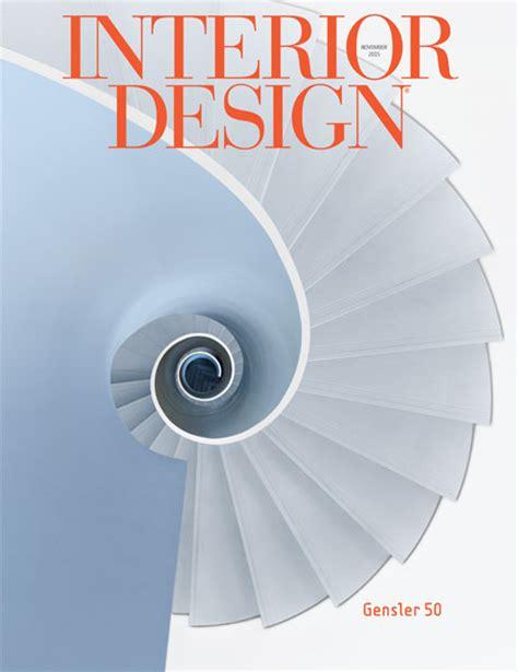interior design magazine gensler interior design november 2015