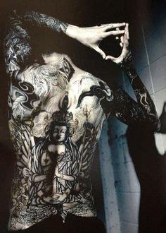 kyo tattoo back dir en grey kyo tattoos piercing pinterest dir