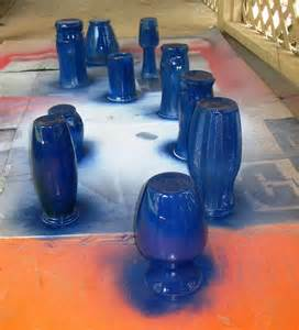 Spray Paint Vase Spray Painted Vases The Steen Style