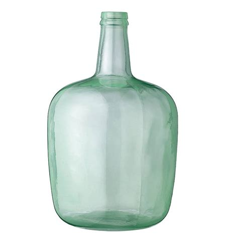 Recycled Glass Vases by Recycled Glass Vase By St Aidan S Homeware Store Notonthehighstreet