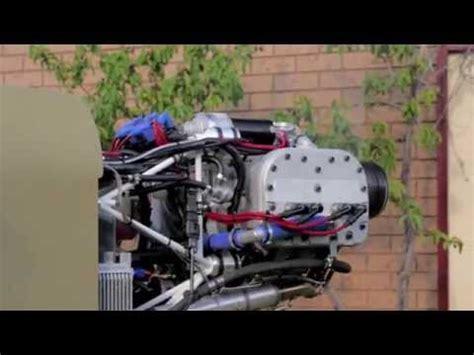 D-Motor LF26 first test run Australia - Ultralight ... D And D Motors