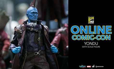 Toys Yondu Guardians Of The Galaxy Vol 2 Deluxe Ver Ht Mms436 yondu sixth scale figure guardians of the galaxy vol 2
