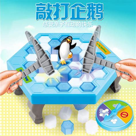 Breaking Save The Penguin breaking save the penguin board hammer for boys family who make the