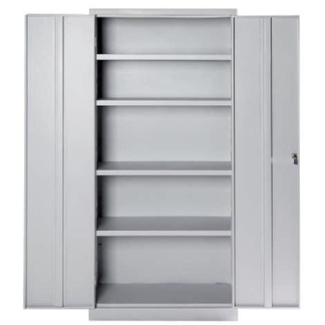 armadi per archivio ufficio armadio in metallo per archivio ufficio 100x45x200 in kit