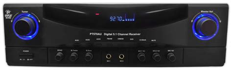 pylehome ptau home  office amplifiers