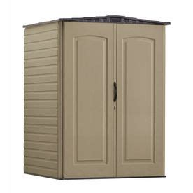 rubbermaid roughneck 5 ft x 4 ft gable storage shed