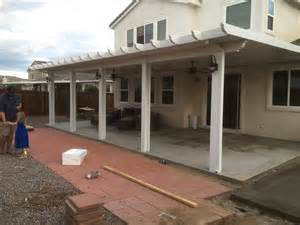 patio covers aluminum aluminum patio covers indio alumacovers aluminum patio