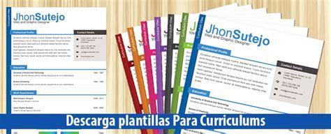 Plantillas De Curriculum Creativos Para Descargar las 10 mejores plantillas gratis para curriculums