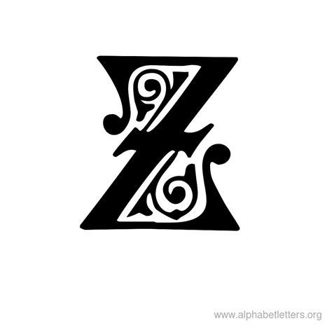 Letter Letters Printable Ornamental Letter Alphabets Alphabet Letters Org