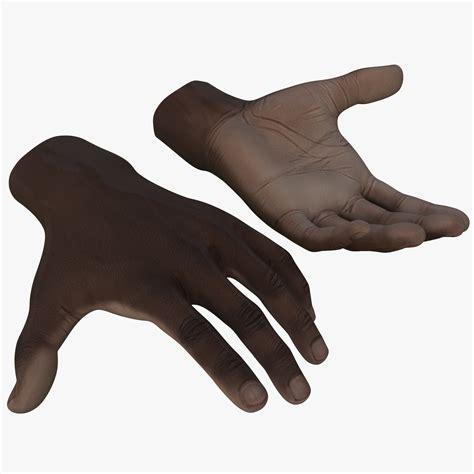 black hand black male hand max