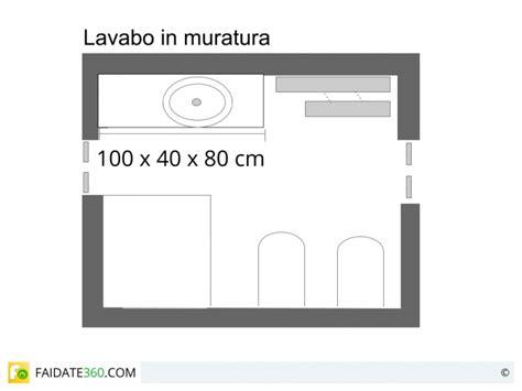 Lavandino Bagno In Muratura by Bagno In Muratura Pro E Contro Costi E Realizzazione Fai