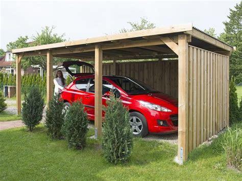 carport günstig selber bauen best 25 holzunterstand selber bauen ideas on