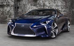Who Makes Lexus Cars Lexus Lf Lc 2015