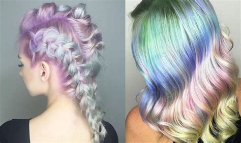 unicorn hair for better or for worse unicorn hair is a thing now one