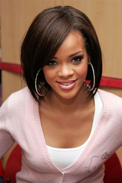 short weaves for oval face black woman cute hairstyles 2013 haircuts for women girls and men
