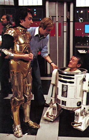 anthony daniels website star wars aficionado website star wars at 40 droid