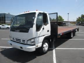 Isuzu Flatbed Truck For Sale Isuzu Npr Hd 2007 Isuzu Npr Hd Flatbed Truck For Sale In