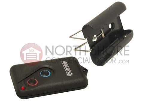 Guardian Garage Door Openers by Guardian Gdor2b Two Button Garage Door Remote