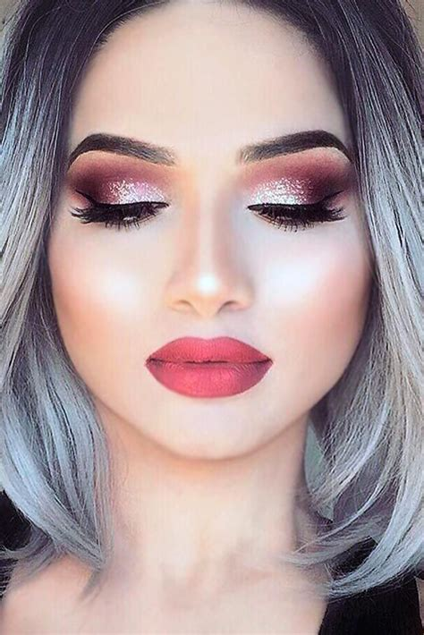 17 pretty makeup looks to try in 2016 allure 17 best makeup ideas on pinterest makeup smokey eye