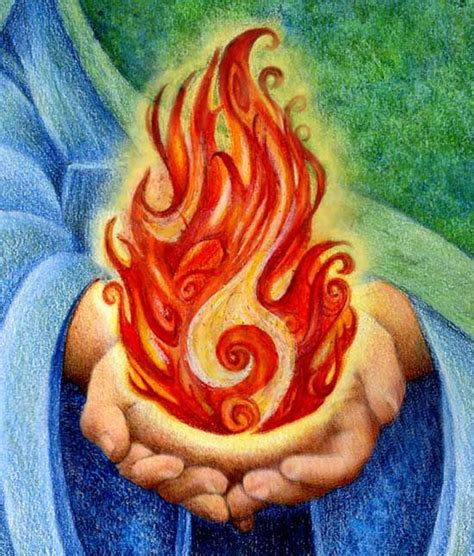 brighids flame reiki  earth energies