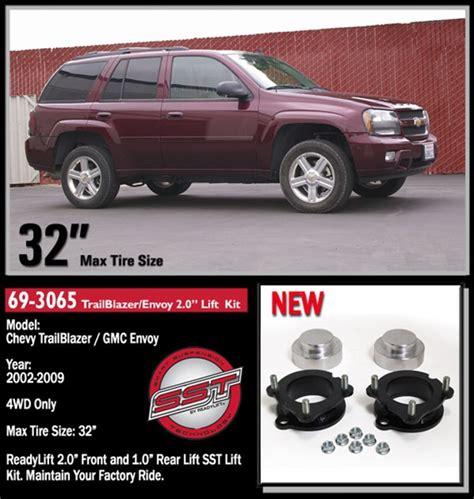 2002 2009 Trailblazer And Envoy 2 0 Lift Kit 69 3065   2002 2009 trailblazer and envoy 2 0 quot lift kit 69 3065