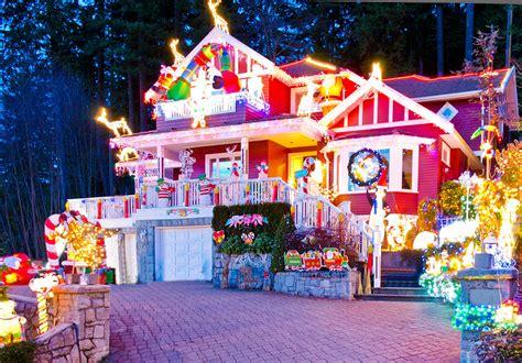Decorer Sa Maison Pour Noel by Top 10 Des Plus Belles Maisons D 233 Cor 233 Es Pour No 235 L Le