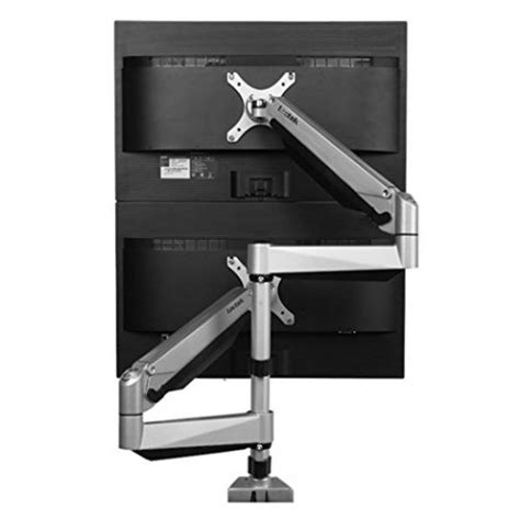 dual monitor arms for desk top 10 best dual monitor stands in 2017 buyinghack
