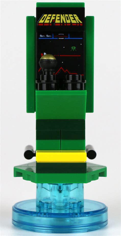 Diskon Lego 71235 Dimensions Midway Arcade Gamer Kid lego dimensions level pack midway arcade im review zusammengebaut